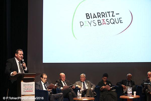 Retour en images sur les premi res assises du tourisme du pays basque le 26 avril 2016 biarritz - Office du tourisme du pays basque ...